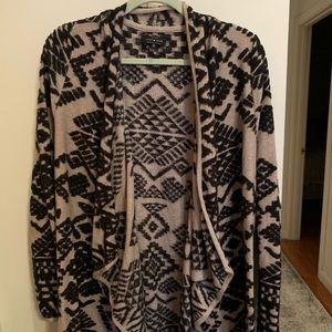Lucky brand holiday cardigan